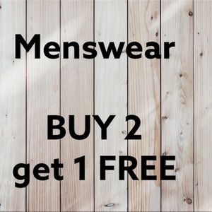 Welcome to Menswear